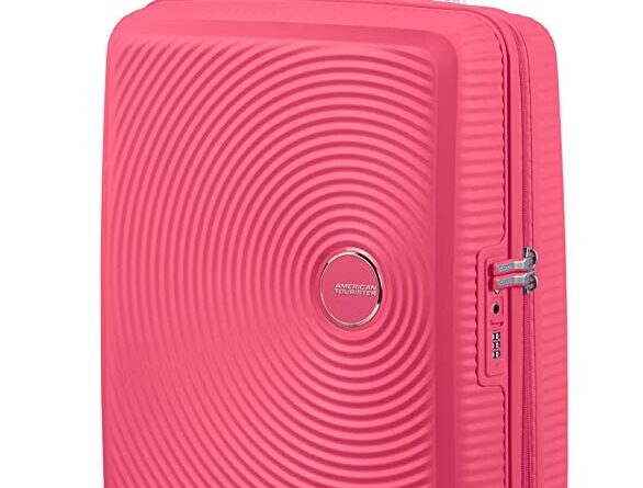 Recensione-American-Tourister-Soundbox-Spinner-Small-Expandable-Bagaglio-a-mano-55-cm-41-liters-Rosa-Hot-Pink-586x445  %Image Name