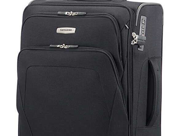 Recensione-Samsonite-Spark-SNG-Upright-5520-Expendable-Length-40cm-Bagaglio-a-mano-55-cm-485-liters-586x445  %Image Name